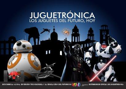 Catalogo Juguetrónica Colección 2016